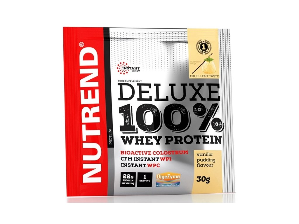 Nutrend Deluxe 100% Whey Protein 30 g