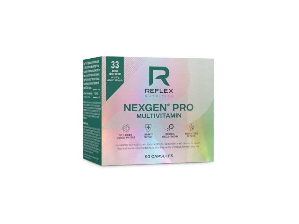 Reflex Nexgen Pro 90kapslí