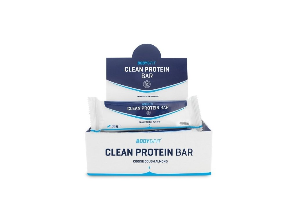 Body & Fit Clean Protein Bar Salted Caramel 60g