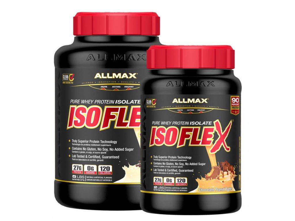 Allmax Isoflex Whey Protein Isolate Cookies 2250g