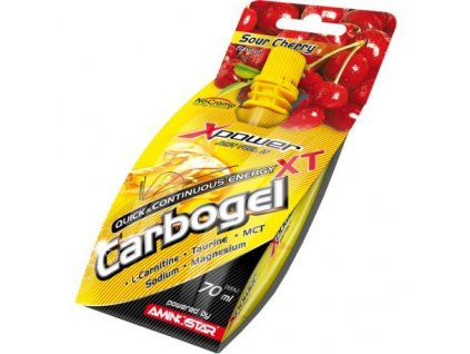 Aminostar Xpower Carbogel 70 ml