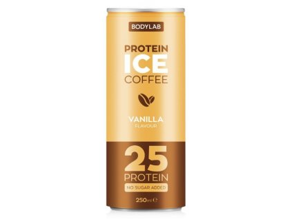 Bodylab Protein Ice Coffee 250 ml