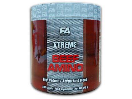Fitness Authority Xtreme Beef Amino 300tablet