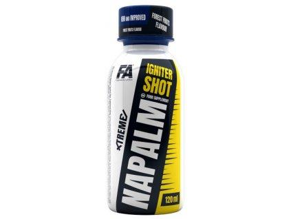 Fitness Authority Xtreme Napalm Igniter Shot 120ml