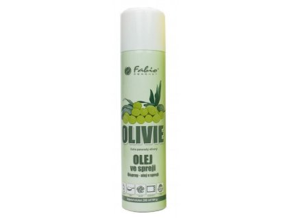 Fabio Olivový olej ve spreji Olivie 300 ml