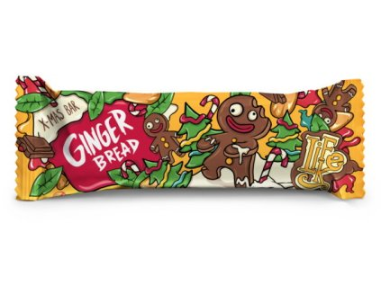 LifeLike X-mass Bar Ginger Bread 50 g