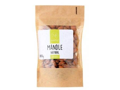 Natu Mandle natural 100g