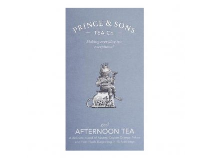 Prince and Sons Afternoon Tea 15 sáčků 45 g