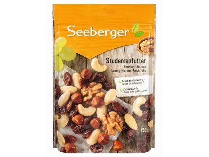 Seeberger Směs ořechů (57%) a sušených rozinek (43%) 150g