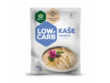 Topnatur Low Carb Kaše 60 g