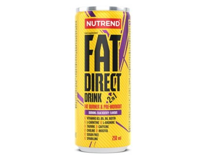 Nutrend Fat Direct Drink 250ml