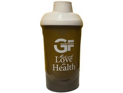 GF Nutrition Šejkr Made with love for Health 600 ml