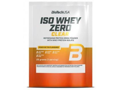 BioTech Iso Whey Zero Clear 25 g