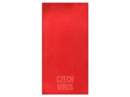 Czech Virus Sportovní ručník Microtech