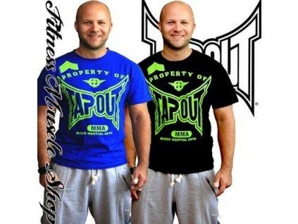 TapouT MMA original XL Modrá