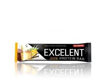 Nutrend Excelent Protein Bar 40g Ananas-kokos