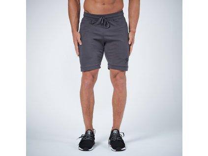Physiq pánské šortky PerformLite Shorts L Šedá