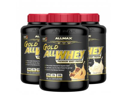Allmax AllWhey Gold Protein 35g Čokoláda burák