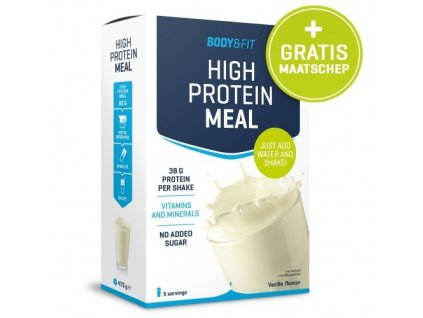 Body & Fit High Protein Meal 475g Banán