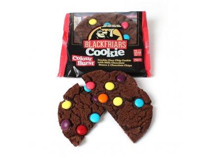 BlackFriars Cookie Colour burst 70g