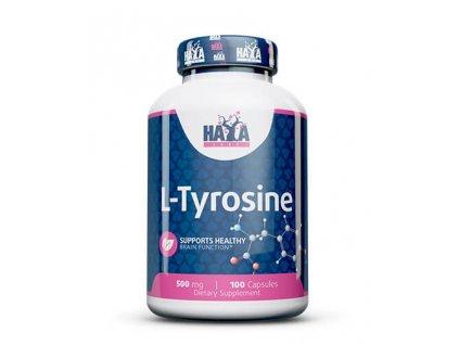 Haya Labs L-Tyrosine 500mg 100 kapslí
