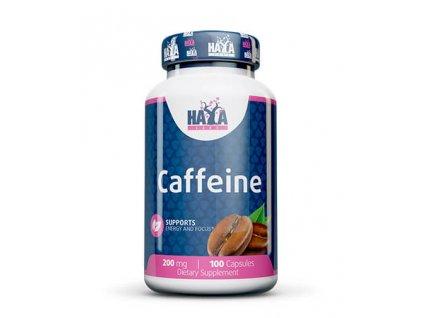 Haya Labs Caffeine 200mg 100 kapslí