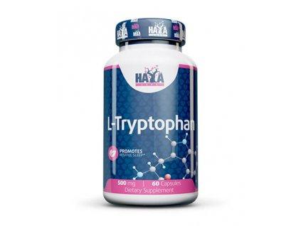 Haya Labs L-Tryptophan 500mg 60 kapslí