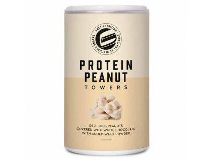 GOT7 Protein Peanut Towers Bílá čokoláda 85g