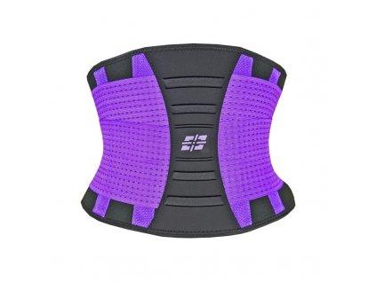POWER SYSTEM zeštíhlující a tvarující pás Waist shaper purple l