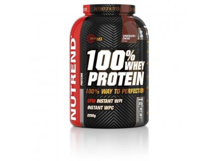 Nutrend 100% Whey Protein sample 35g
