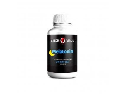 Czech virus melatonin 100tbl