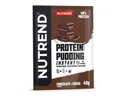 Nutrend Protein Pudding 40g strawb