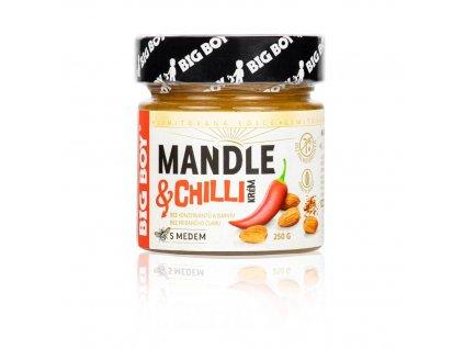 Big Boy Mandle med chilli 250g