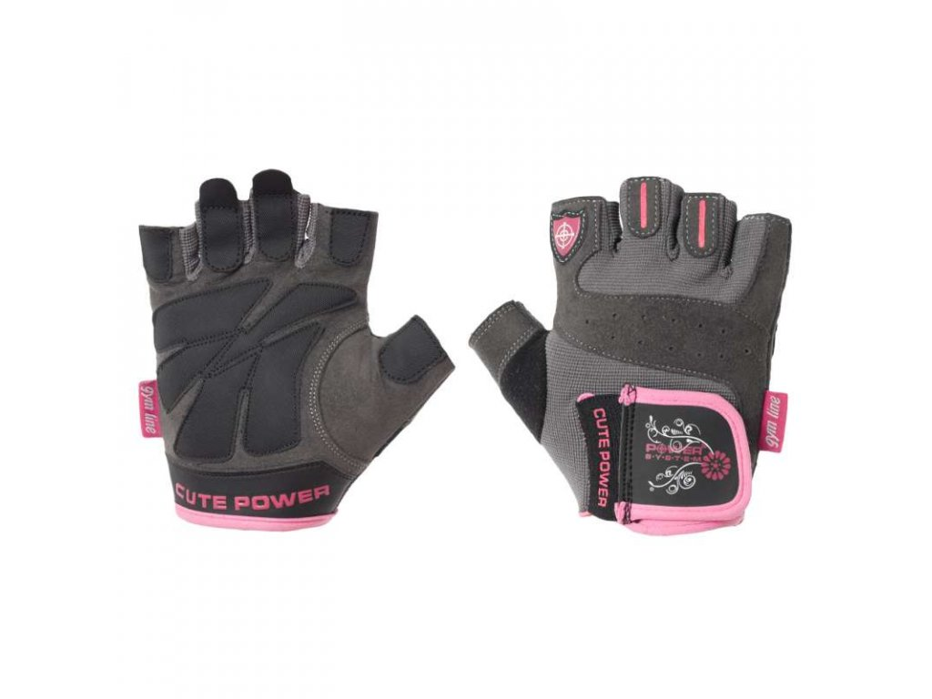 power system cute power womens gloves