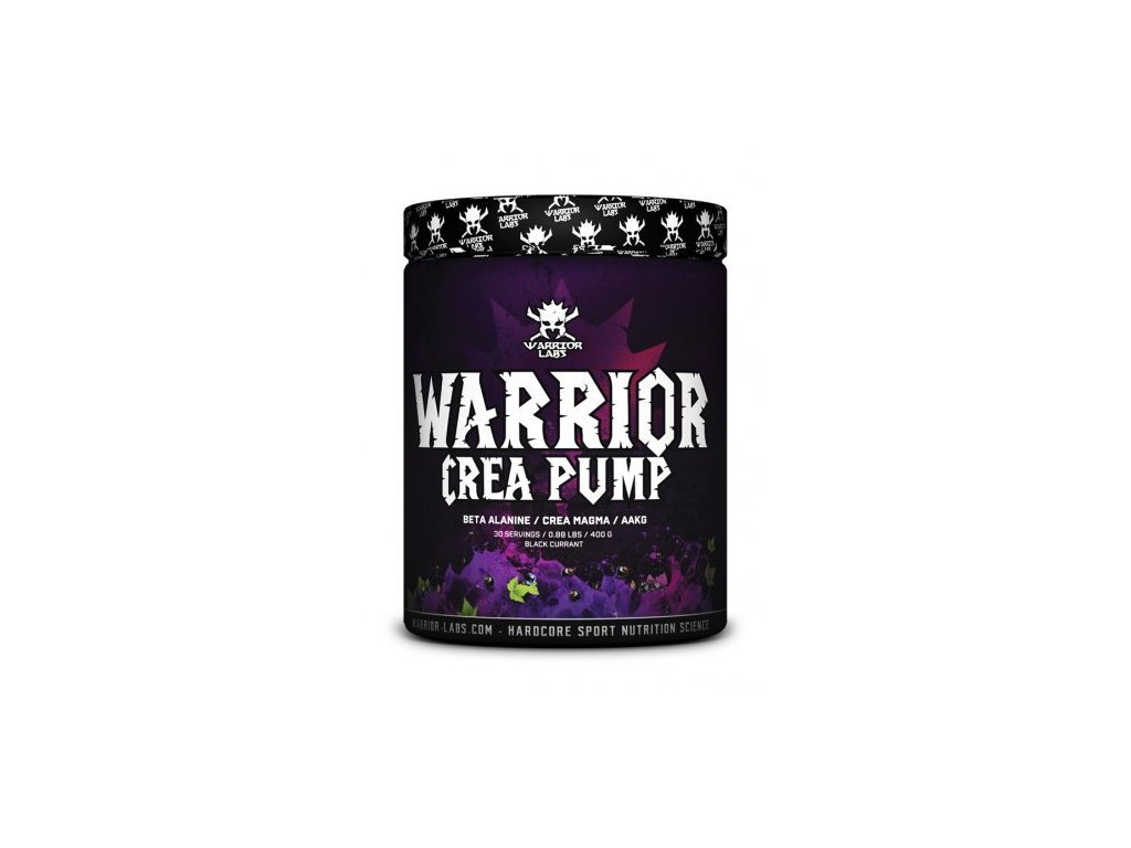 3638 warrior labs crea pump 400 g