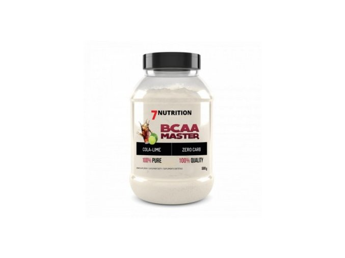 7nutrition bcaa master 500g pure 350x350