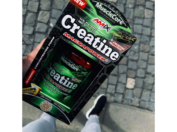 Amix Creatine MagnaPower 120 tabliet