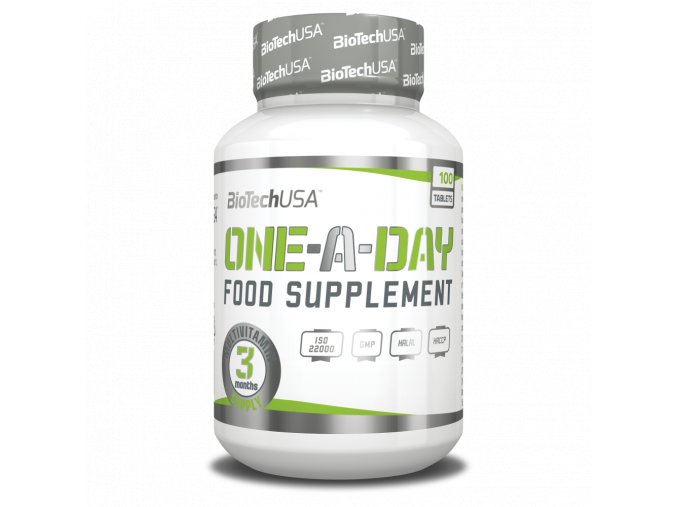 biotech usa one a day 100 tabs 1