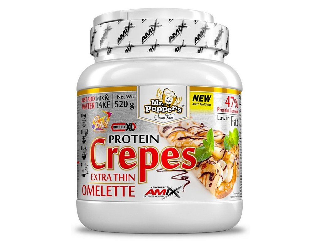 Amix Protein Crepes 520g