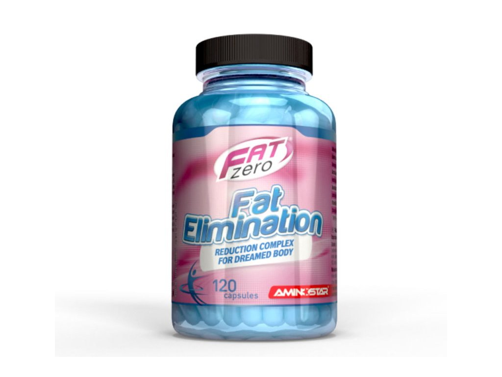 Aminostar Fat Zero Fat Elimination 120 kapsúl