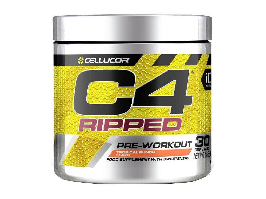 Cellucor C4 Ripped 165g