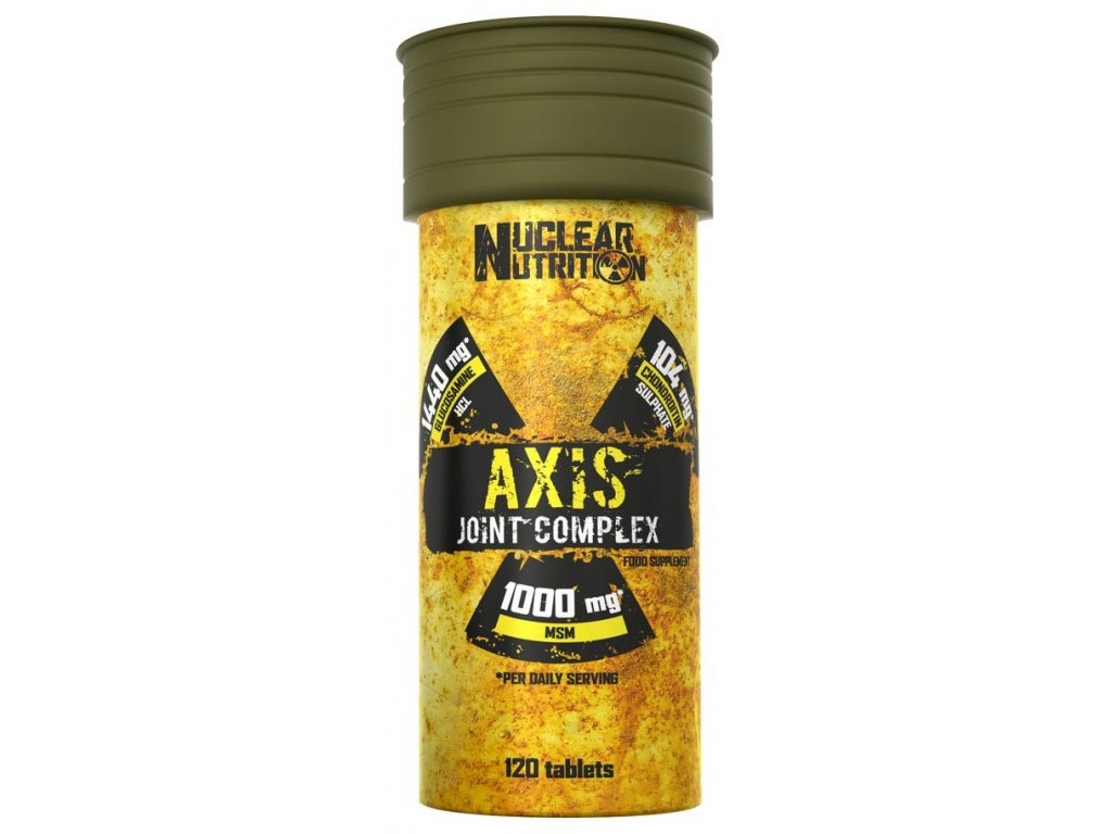 Nuclear Nutrition Axis Joint Complex 120 tabliet