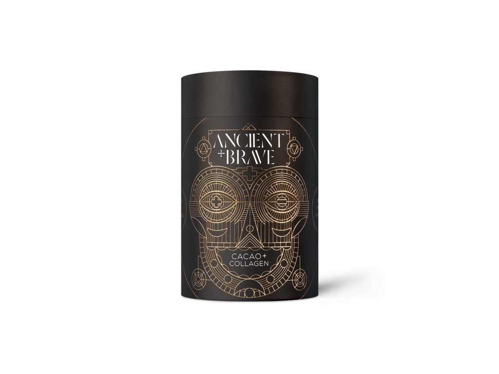 Ancient + Brave Cacao + Grass Fed Collagen 250 g