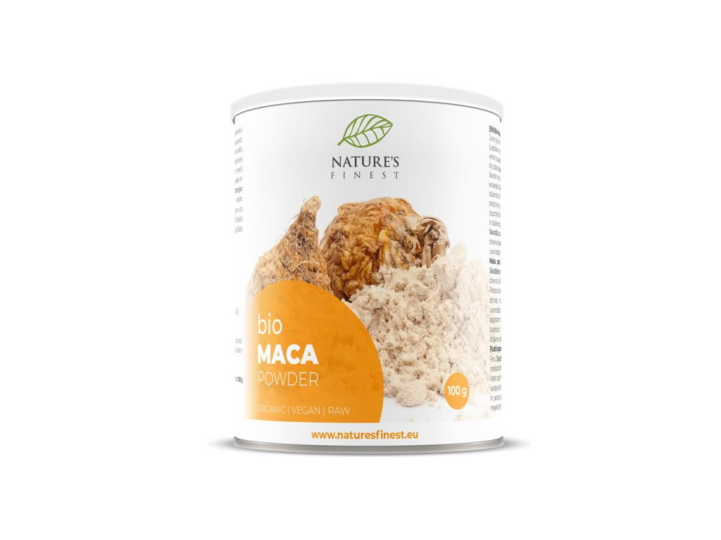 Nutrisslim BIO Maca Root Powder 100 g