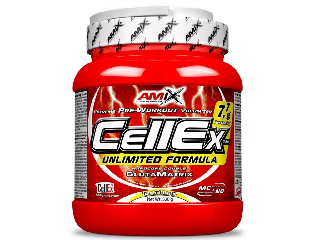 Amix Cellex Unlimited Formula 520 g