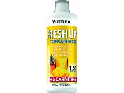Weider Fresh Up + L-Carnitin 1000 ml
