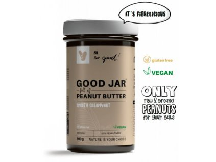 Fitness Authority So Good ! Jar Peanut Butter 500 g