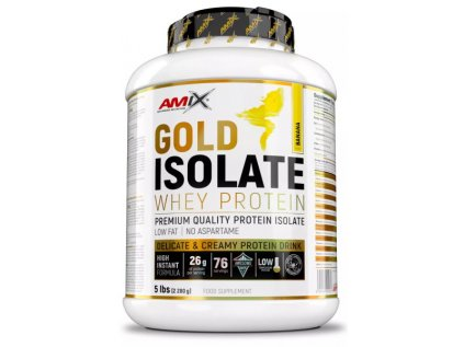 Amix Gold Whey Protein Isolate 2280g