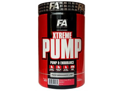 Fitness Authority Xtreme Pump 490g