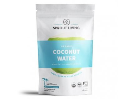 Sprout Living Coconut Water Organic 225g